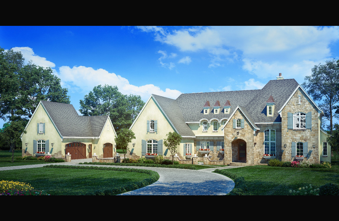 Exteriors, multiple projects